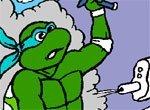 игры все раскраски черепашки ниндзя